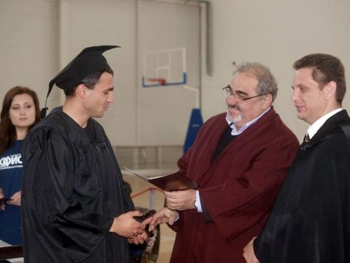 2014 PU Graduation Ceremony