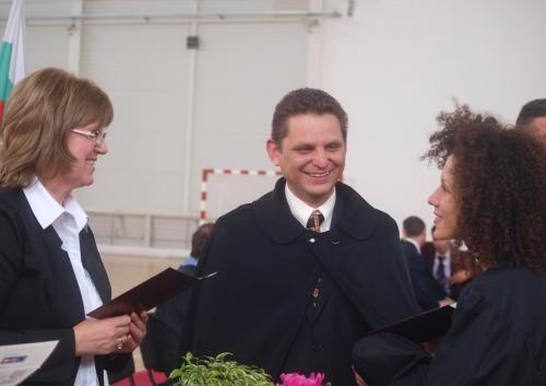 2014 PU Graduation Ceremony 05 April 2014
