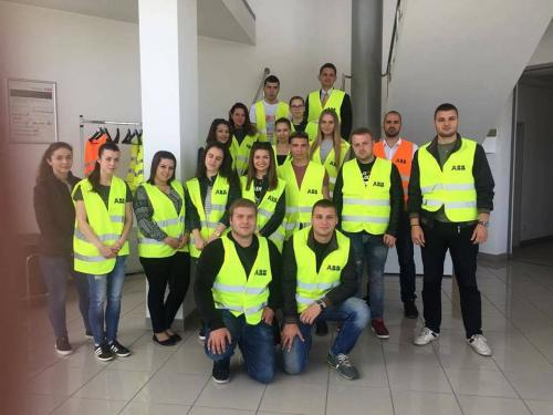 2017 Students ABB Facility Striama Plovdiv 2